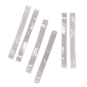 Clear Foot Straps Accessories